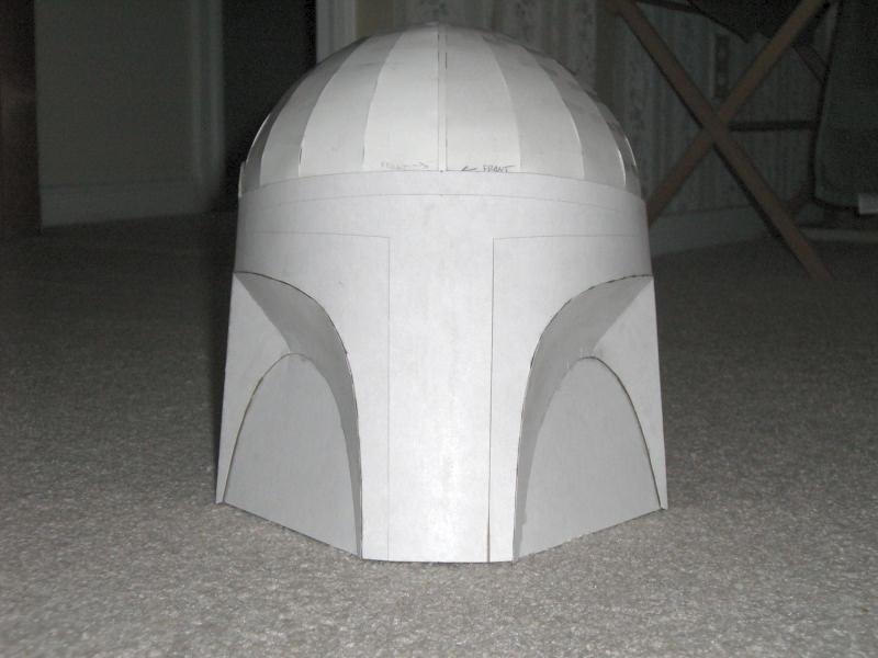 Boba Fett Helmet Blueprints/Templates - Page 3